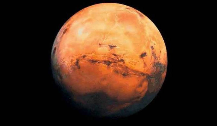 سفر مجازی به مریخ