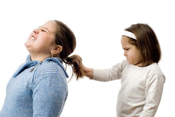 برخورد صحیح با کودکان پرخاشگر