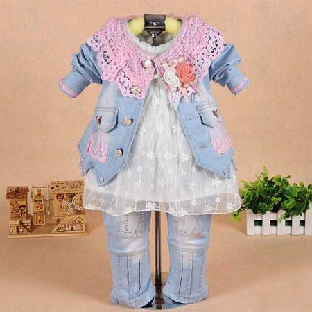 جدیدترین مدل لباس عید بچه گانه