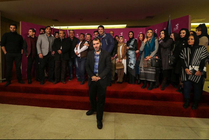 تصویر جذاب و دیدنی از پنجمین روز جشنواره فیلم فجر