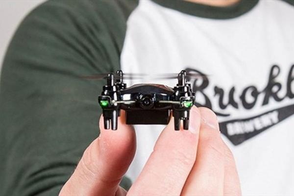کوچک ترین هواپیمای بدون سرنشین