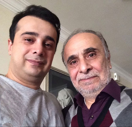پدران و پسران سینمای ایران+عکس