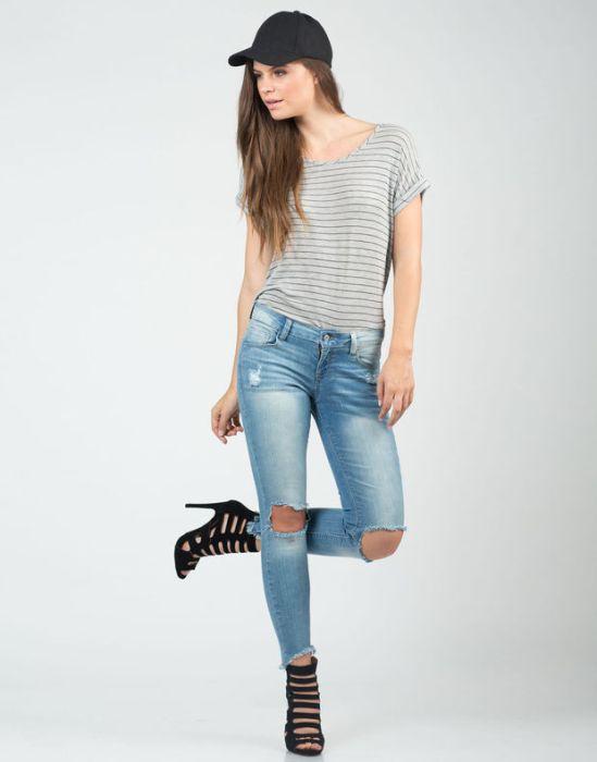 جدیدترین مدل های شلوار جین زنانه و دخترانه
