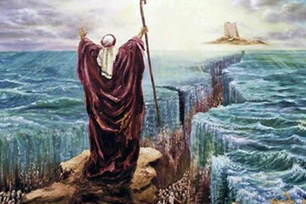 عصای حضرت موسی در نزد کیست؟