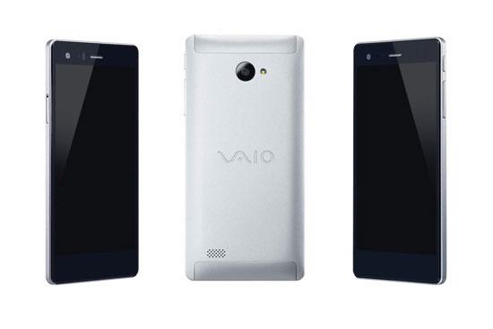 اولین گوشی ویندوزی vaio +عکس