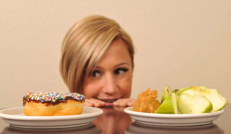 به این ۶ دلیل لاغر نمی شوید