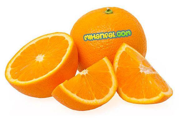 پیشگیری از سکته مغزی با مصرف پرتقال