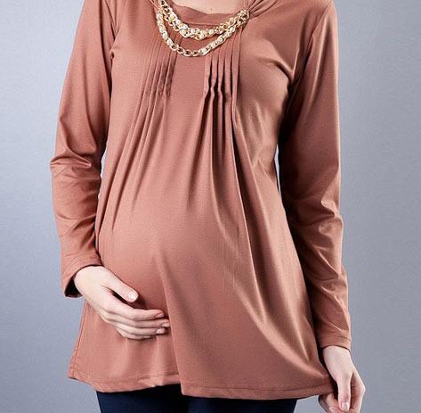 توصیه هایی برای انتخاب لباس بارداری