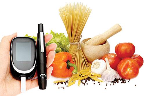 غذاهای پایین آورنده قند خون