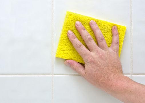 بهترین روش تمیز کردن دیوار