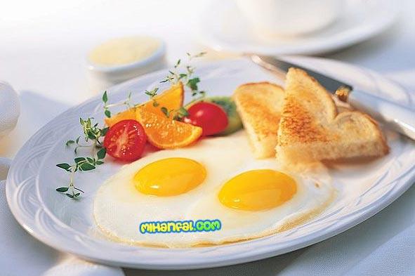 خواص سفیده تخم مرغ