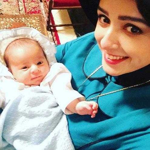 ترانه علیدوستی و همبازی محبوبش در سریال شهرزاد + عکس