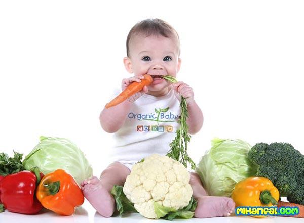 ۱۰ ماده غذایی مقوی برای رشد کودکان
