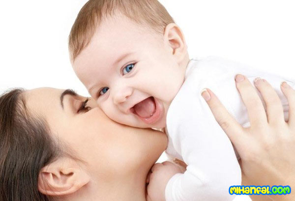 با بچه بغلی چه باید کرد؟
