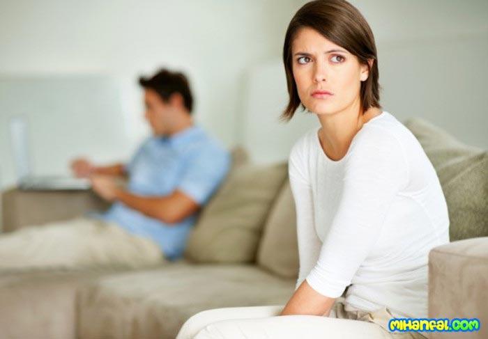 با همسر بی اعتماد چه کنیم؟!