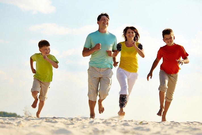 سه پیشنهاد برای داشتن یک زندگی سالم