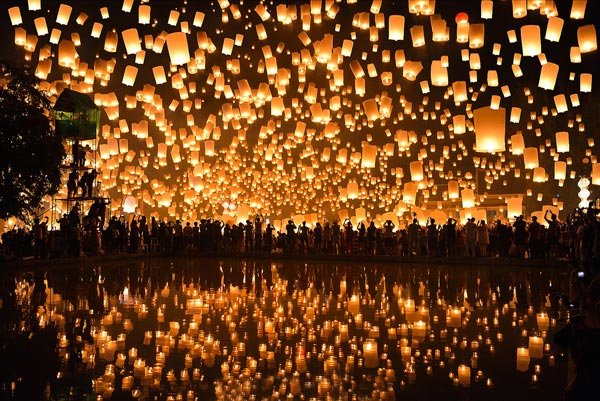 جالبترین جشنوارههای دنیا + تصاویر
