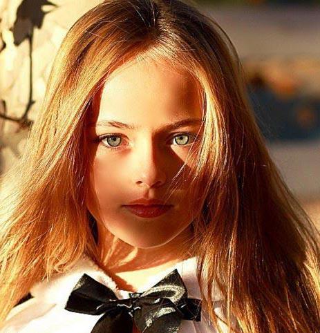 زیباترین دختر جهان + تصاویر