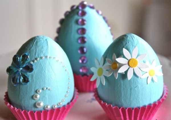 انواع مدل تزیین تخم مرغ سفره هفت سین