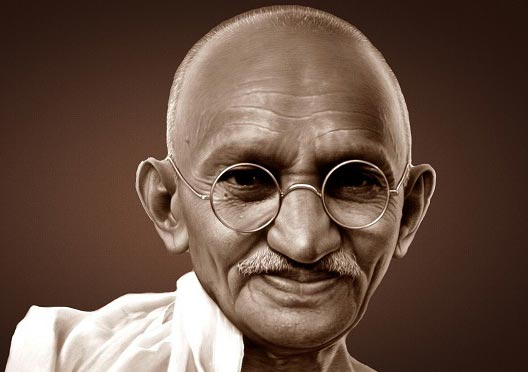 جملات ناب گاندی برای موفقیت در زندگی