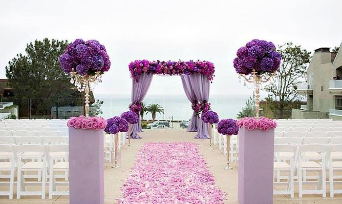 نکات مهم ورود عروس و داماد به تالار عروسی