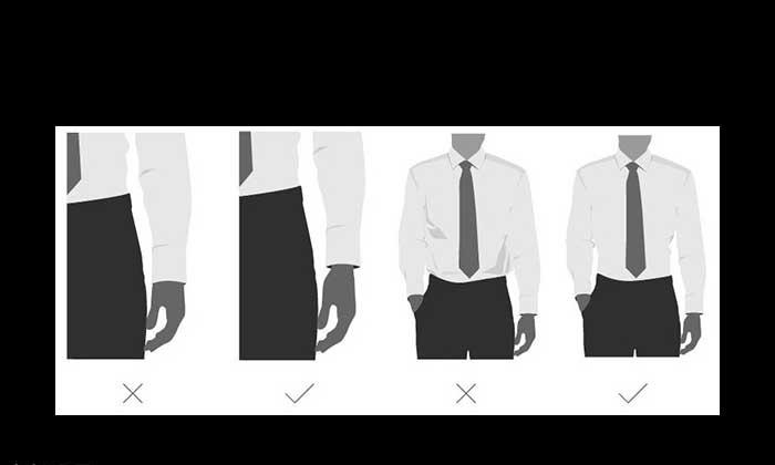 توصیه های کلیدی برای انتخاب لباس آقایان