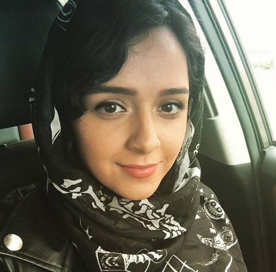 عکس جدید ترانه علیدوستی بازیگر سریال شهرزاد
