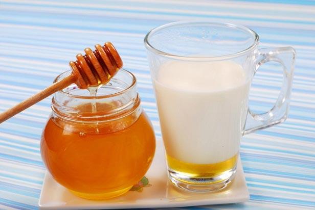 معجزه شیر و عسل در صبح