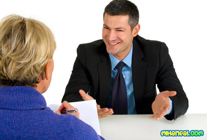 پوشش آقایان در مصاحبه کاری چگونه باید باشد؟