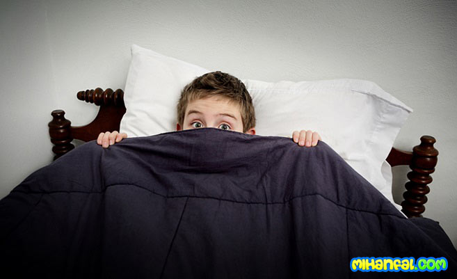چطور ترس از تاریکی را در کودک درمان کنیم؟