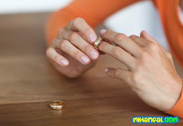این ۶ جمله را نباید به دوست طلاق گرفته تان بگویید!