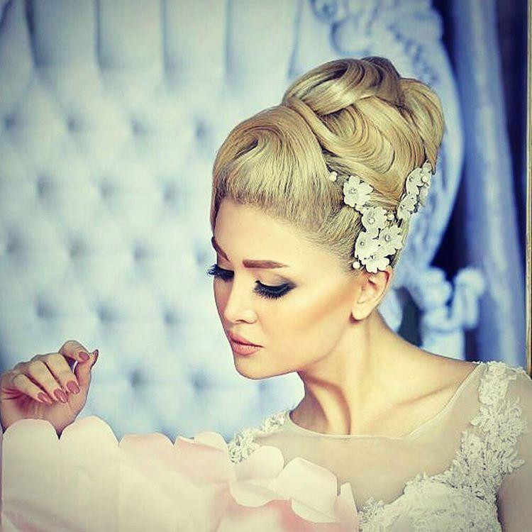 مدلهای آرایش عروس فوق العاده زیبا