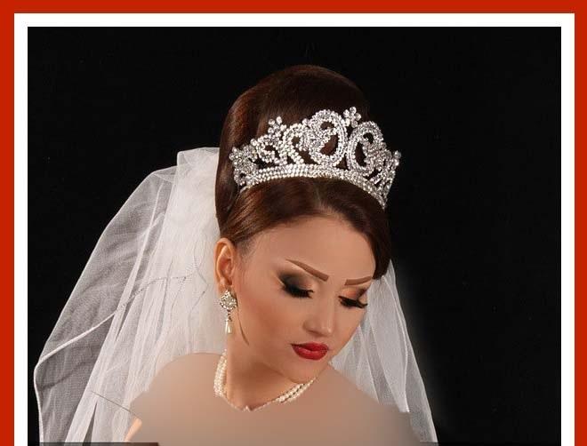 مدلهای میکاپ عروس ۲۰۱۶ / فوق العاده شیک