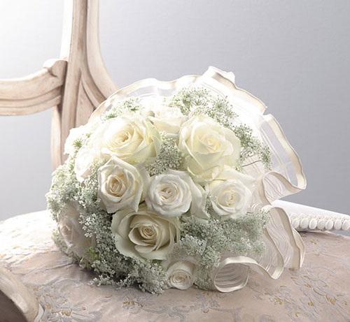 جدیدترین مدلهای دسته گل عروس ۲۰۱۶