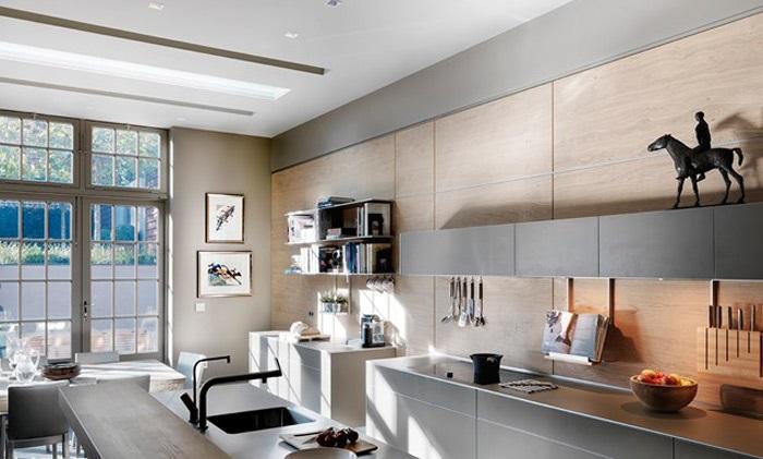 مدل جدید دکوراسیون آشپزخانه مدرن