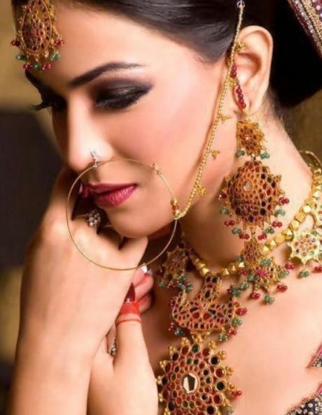 مدلهای ست طلا و جواهر هندی ۲۰۱۶