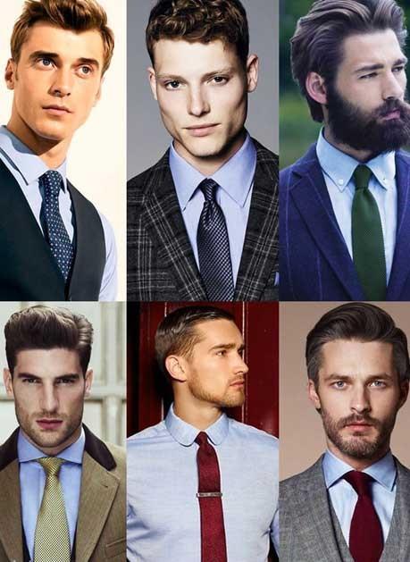 اصول ست کردن پیراهن مردانه و کراوات