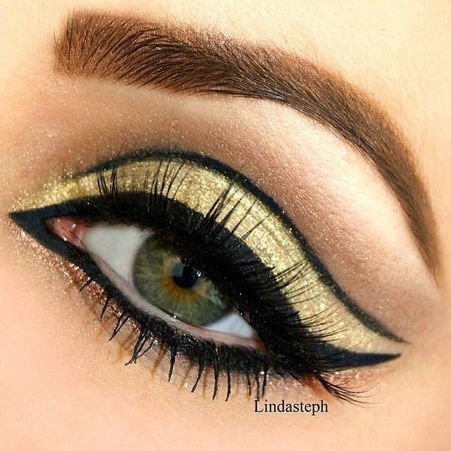 زیباترین مدلهای آرایش چشم و ابرو