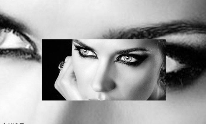 آموزش تصویری آرایش چشم دودی ۲۰۱۶
