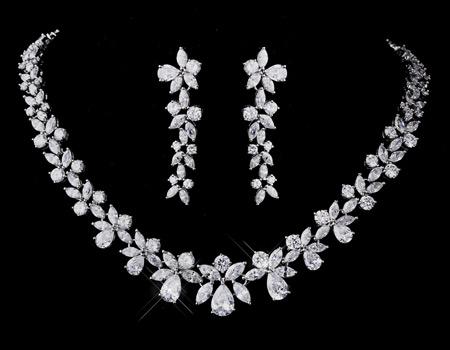 مدلهای جدید سرویس طلا و جواهر دخترانه