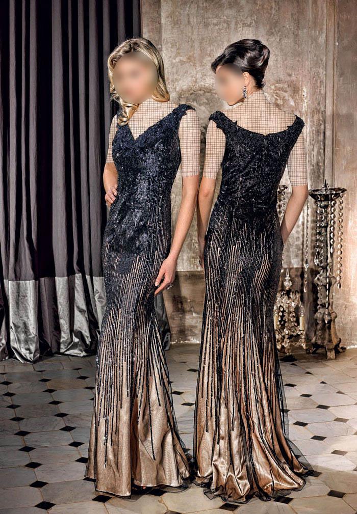 جدیدترین مدل لباس مجلسی گیپور ۲۰۱۶