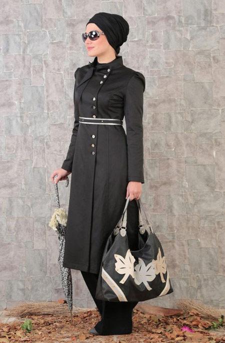 جدیدترین مدلهای مانتو بهاره دخترانه