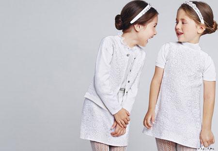 جدیدترین مدلهای لباس دخترانه برند D&G