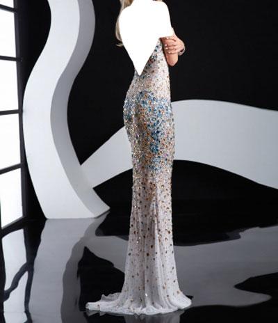 شیک ترین مدلهای لباس شب ۲۰۱۶