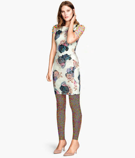 مدلهای پیراهن زنانه از برند H&M