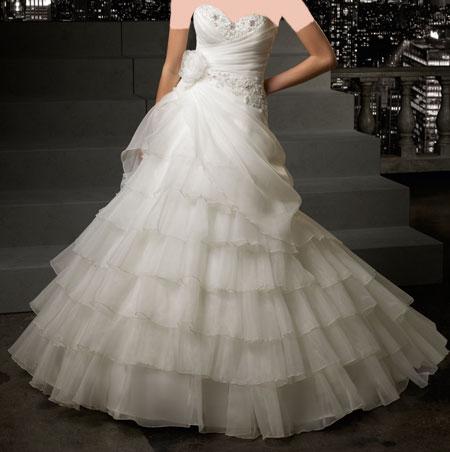 شیک ترین مدلهای لباس عروس ۲۰۱۶