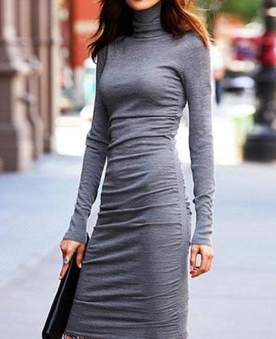 شیک ترین مدل پیراهن یقه ایستاده دخترانه