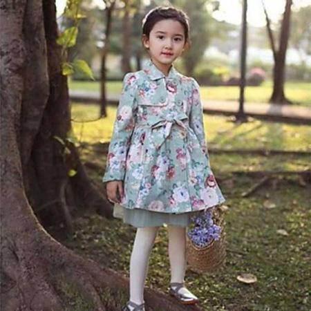 مدل مانتو بچگانه مخصوص بهار