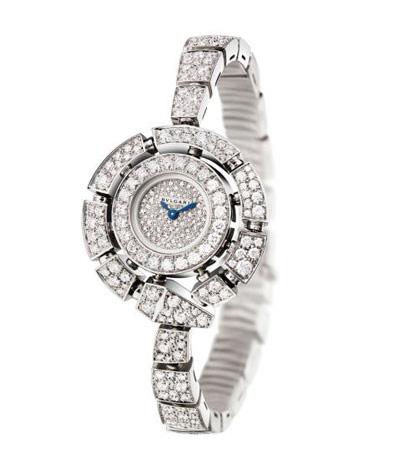 جدیدترین مدلهای ساعت الماس زنانه