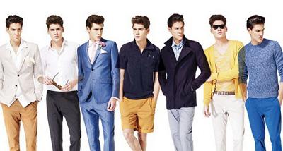 اشتباهات رایج آقایان در انتخاب مدل لباس و پوشش